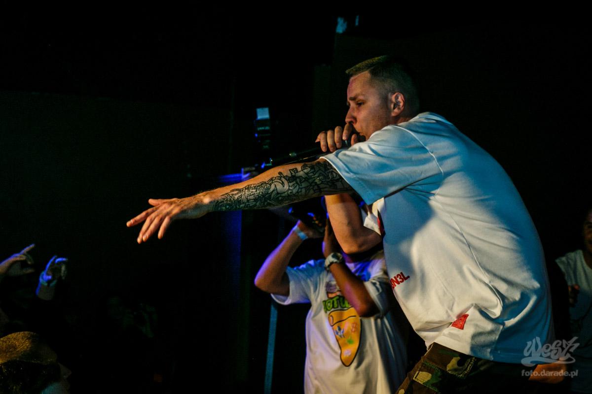 #04 JWP/Bez Cenzury, 5 Urodziny Rap History Warsaw, 2015