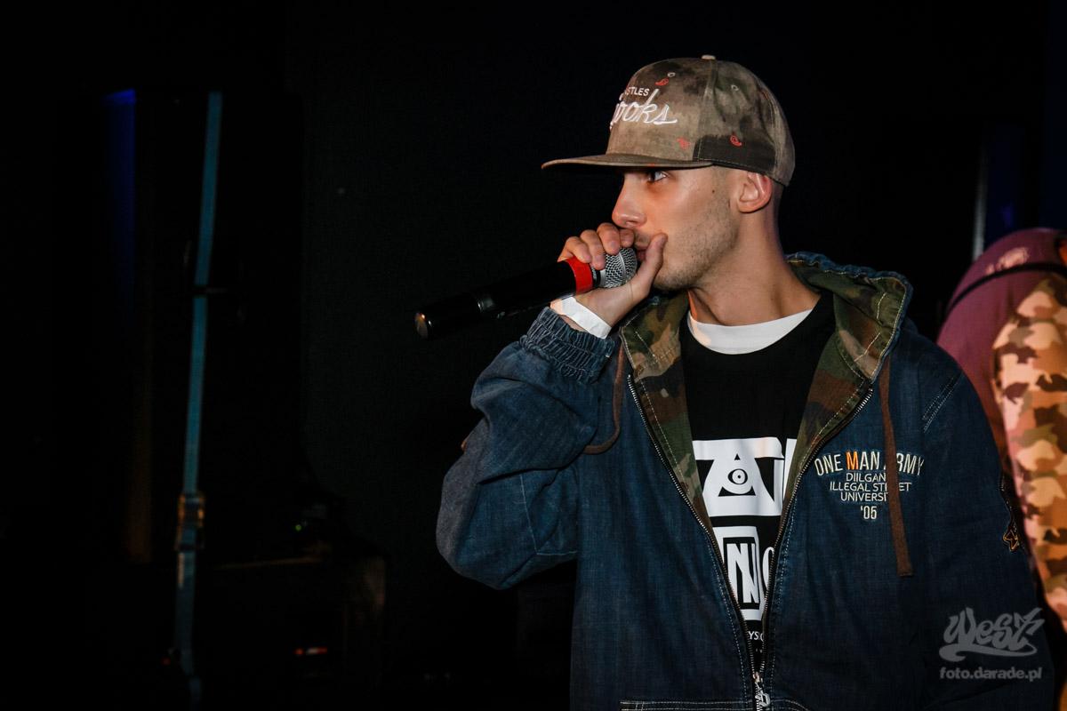 #03 Hudy HZD, 5 Urodziny Rap History Warsaw, 2015