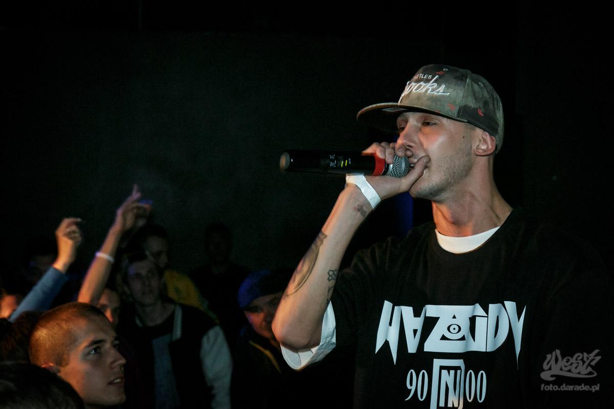 #05 Hudy HZD, 5 Urodziny Rap History Warsaw, 2015
