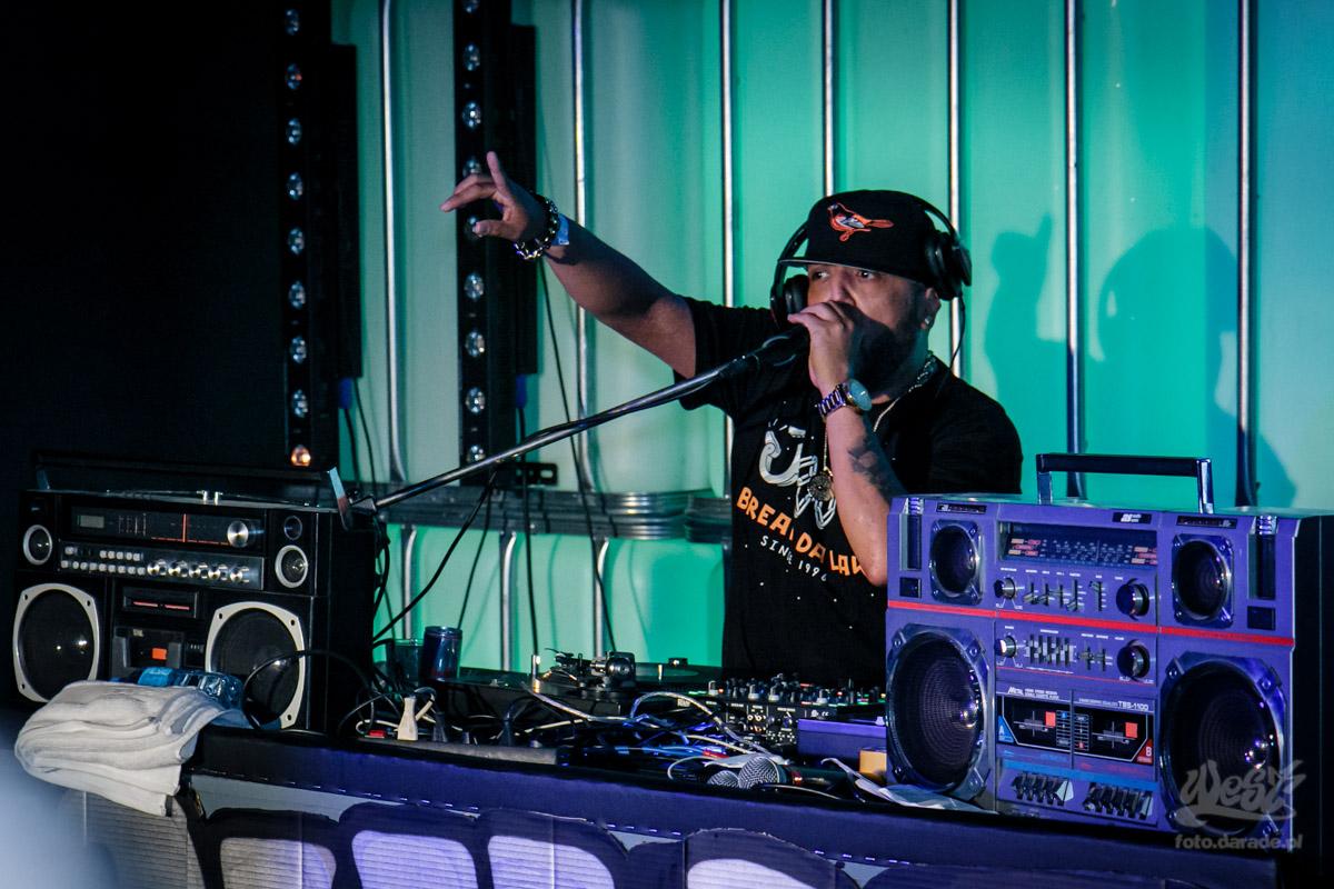 #01 DJ Doo Wop, 5 Urodziny Rap History Warsaw, 2015