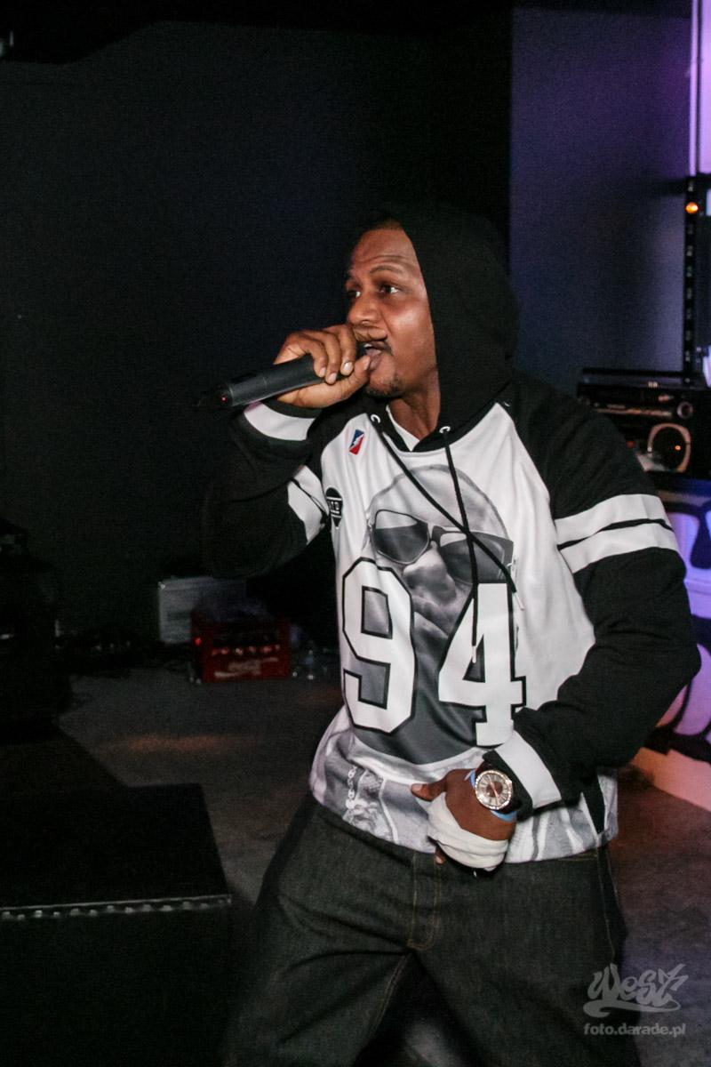 #16 AZ, 5 Urodziny Rap History Warsaw, 2015