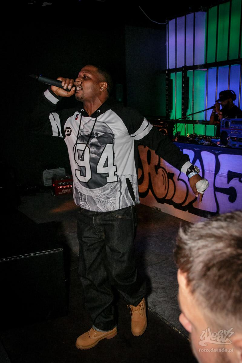 #14 AZ x DJ Doo Wop, 5 Urodziny Rap History Warsaw, 2015