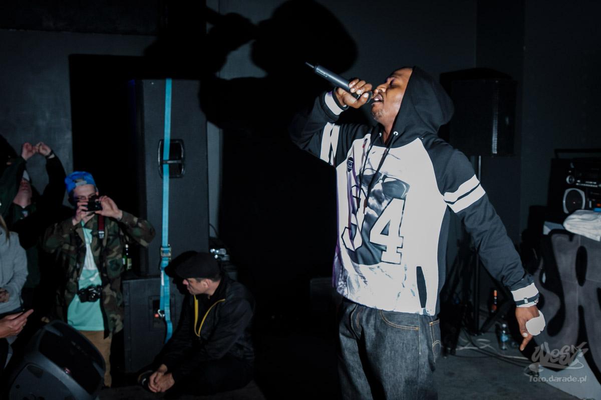 #07 AZ, 5 Urodziny Rap History Warsaw, 2015