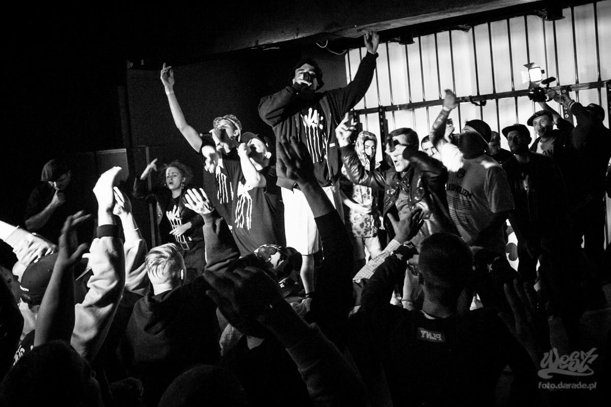#03 Kuba Knap x Emil G x Zetenwupe x Mondry x Gupi x Ryfa Ri, 5 Urodziny Rap History Warsaw, 2015