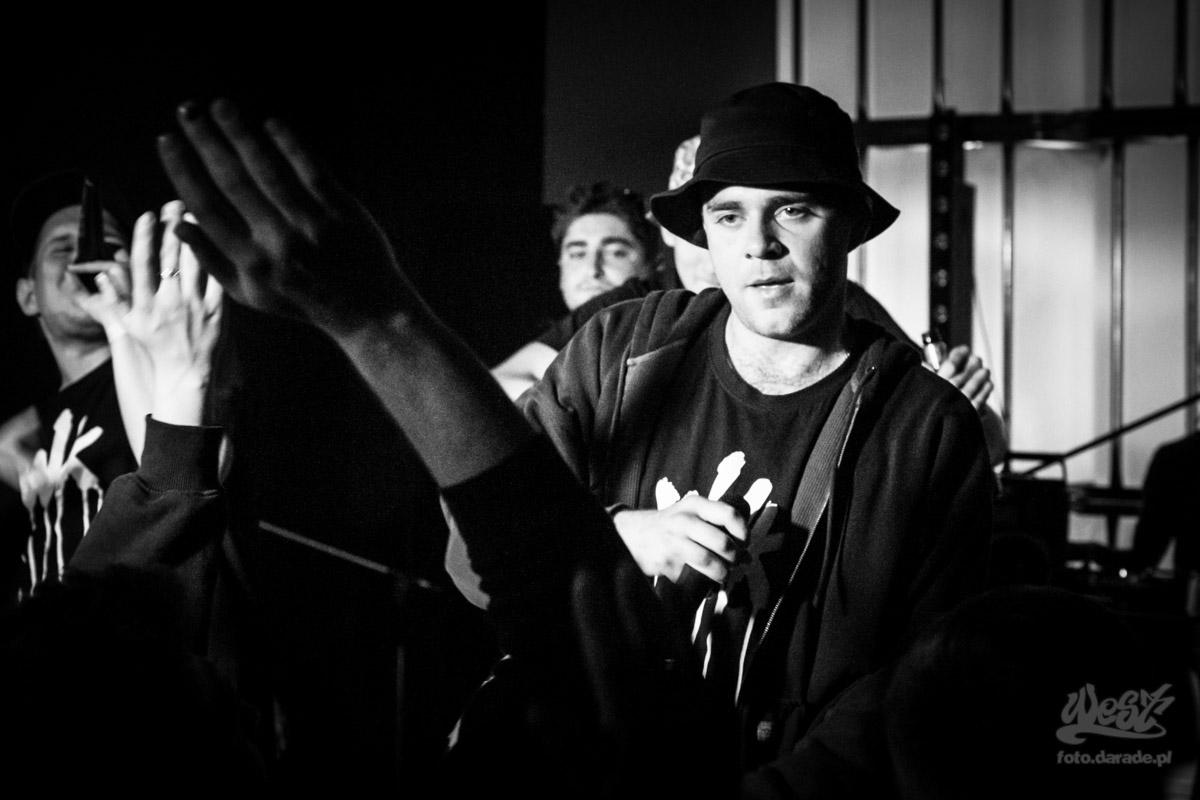 #05 Kuba Knap x Emil G x Zetenwupe x Mondry x Gupi x Ryfa Ri, 5 Urodziny Rap History Warsaw, 2015
