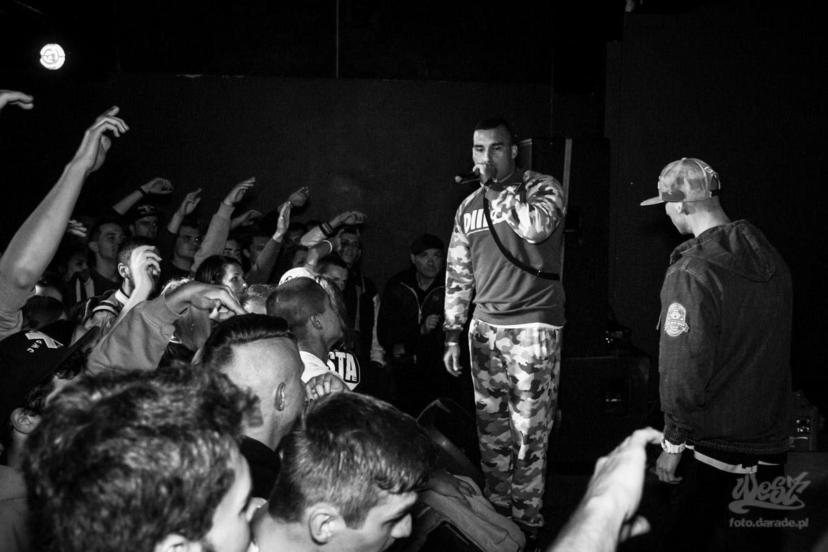 #02 Hudy HZD x Jongmen, 5 Urodziny Rap History Warsaw, 2015