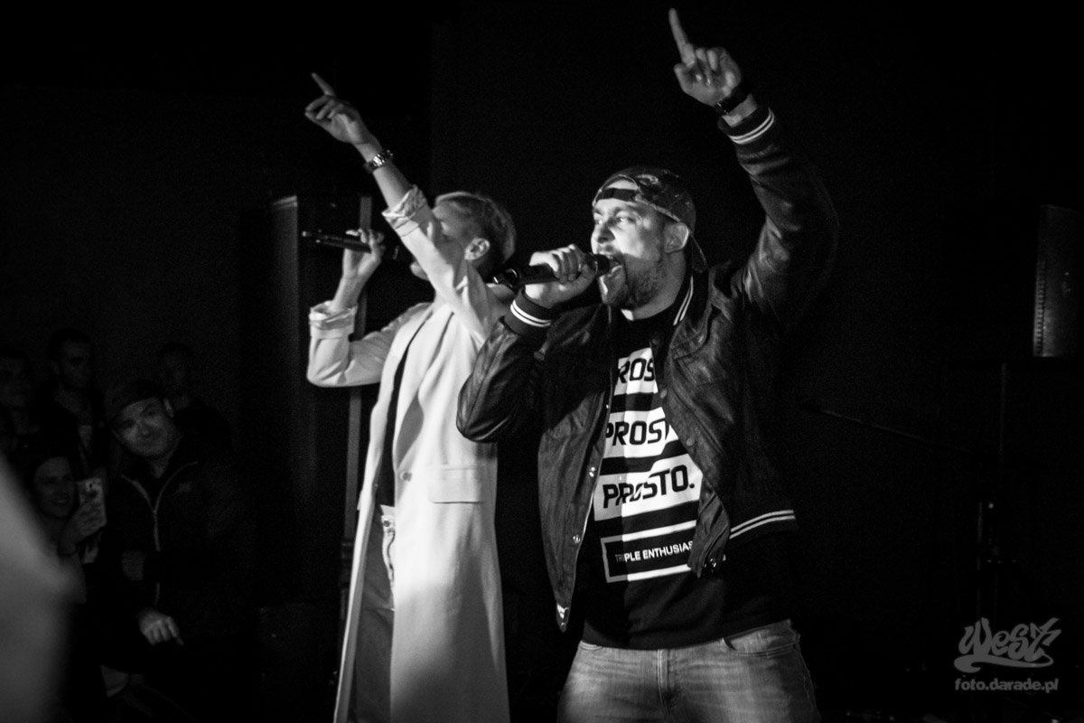 #05 Sokół x Marysia Starosta, 5 Urodziny Rap History Warsaw, 2015
