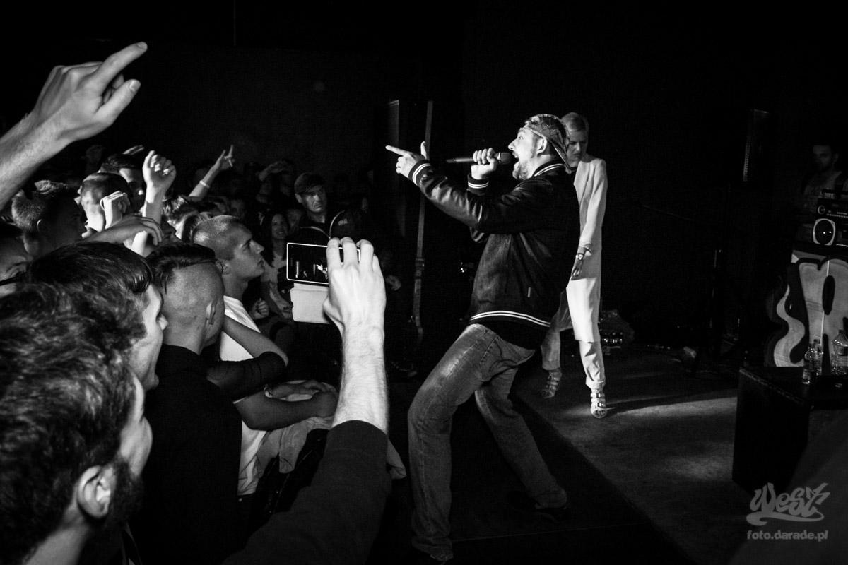 #04 Sokół x Marysia Starosta, 5 Urodziny Rap History Warsaw, 2015