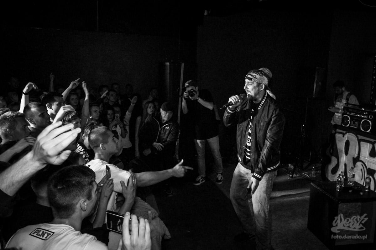 #02 Sokół x Marysia Starosta, 5 Urodziny Rap History Warsaw, 2015