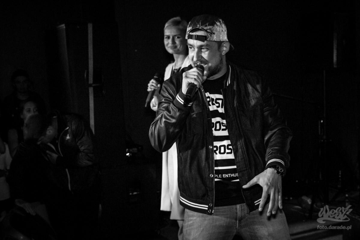 #01 Sokół x Marysia Starosta, 5 Urodziny Rap History Warsaw, 2015