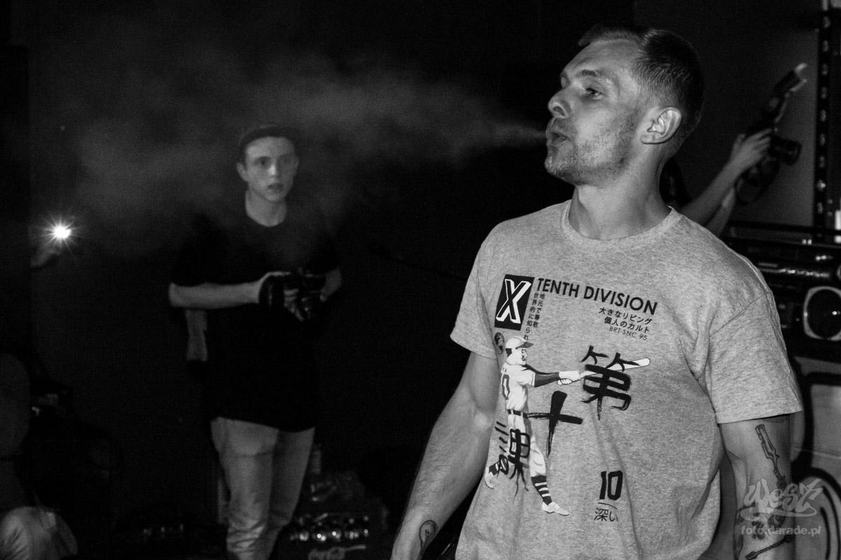 #09 Włodi, 5 Urodziny Rap History Warsaw, 2015