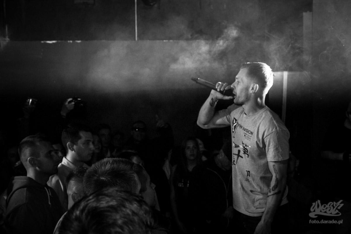 #07 Włodi, 5 Urodziny Rap History Warsaw, 2015