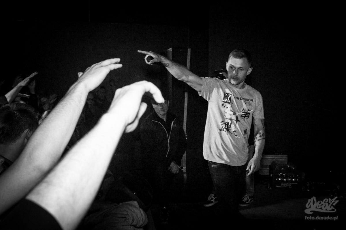 #01 Włodi, 5 Urodziny Rap History Warsaw, 2015
