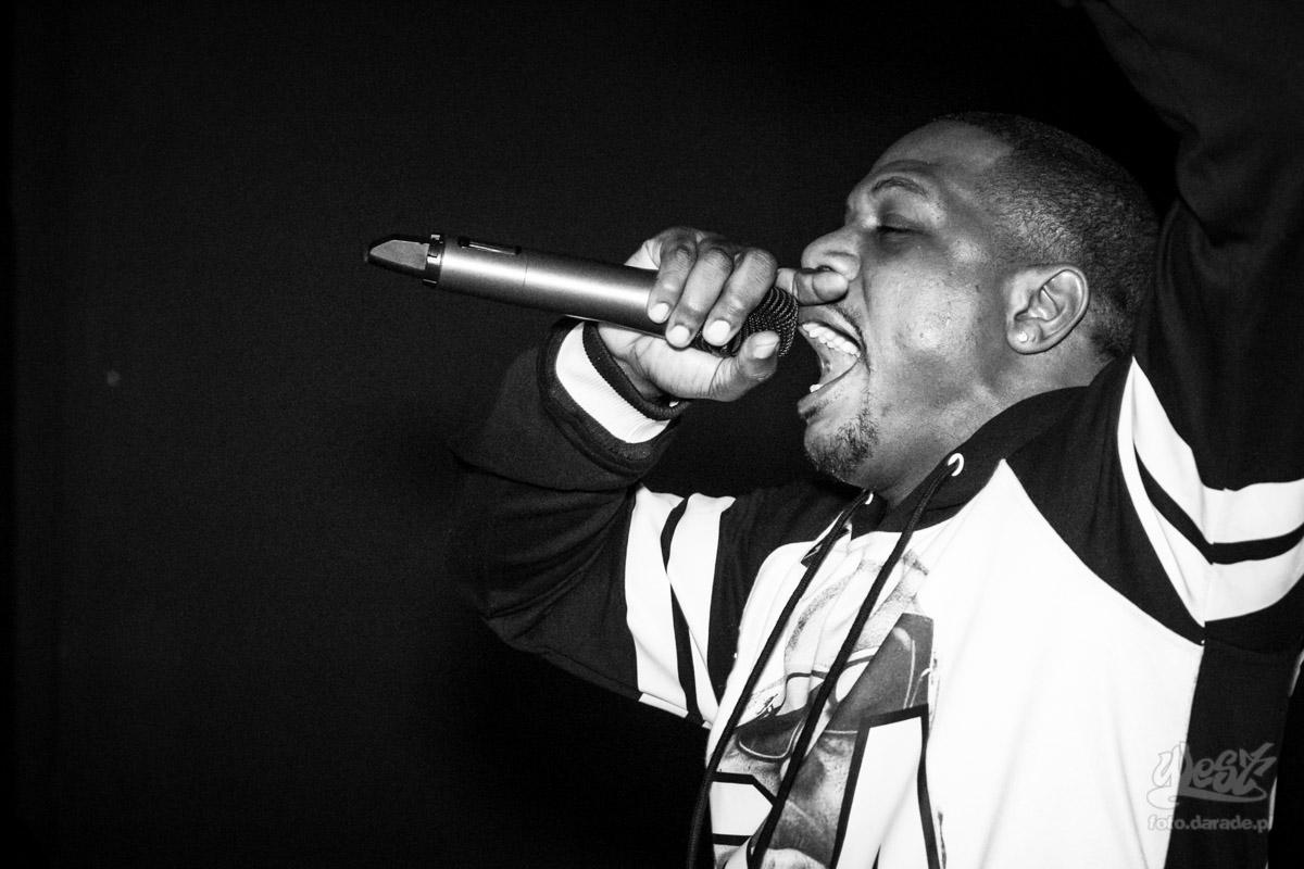 #02 AZ, 5 Urodziny Rap History Warsaw, 2015