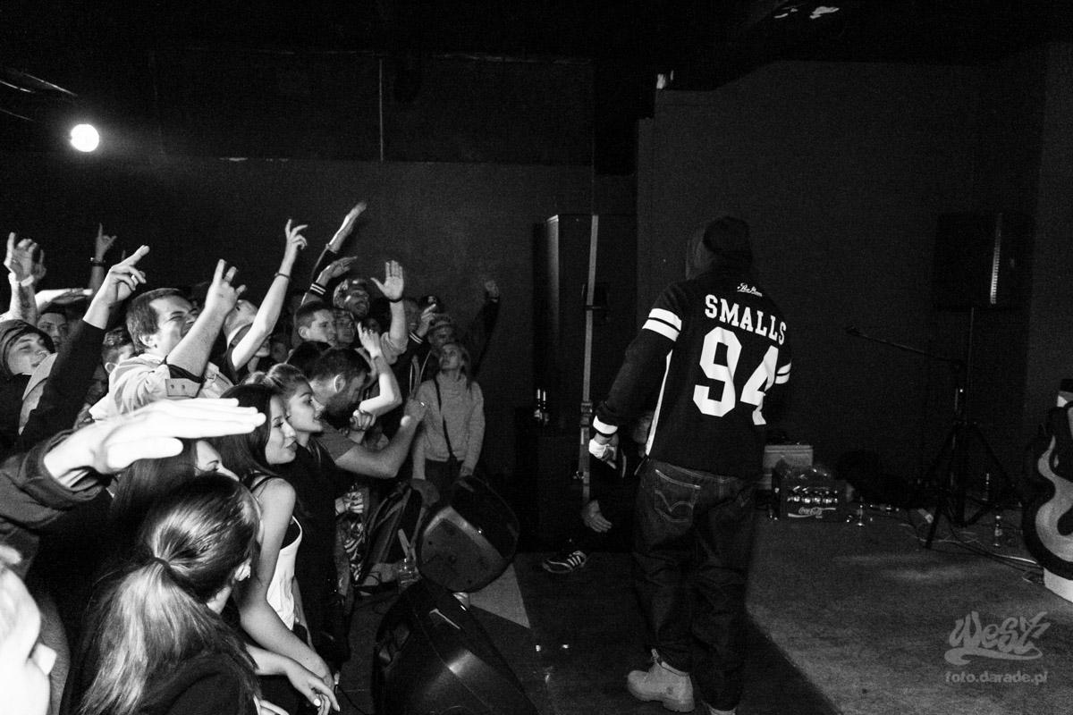 #06 AZ, 5 Urodziny Rap History Warsaw, 2015