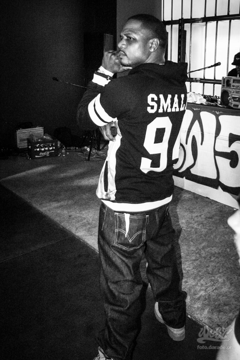 #08 AZ, 5 Urodziny Rap History Warsaw, 2015