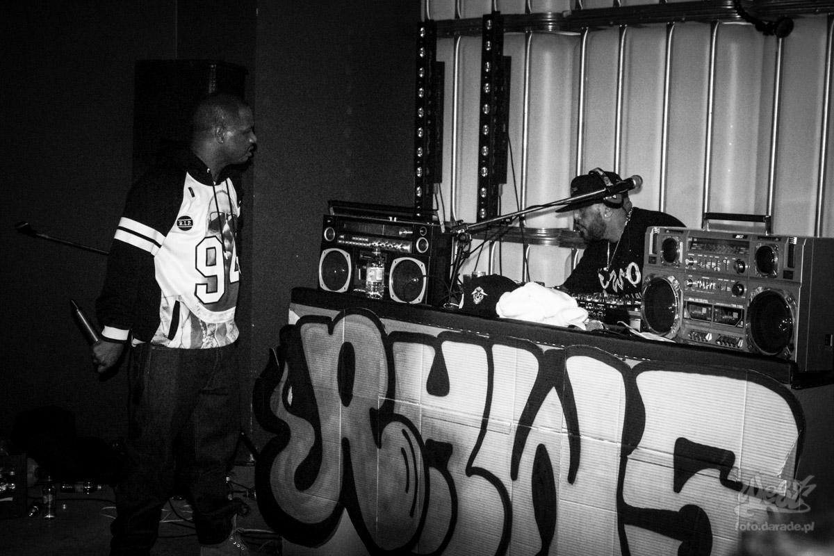 #10 AZ x DJ Doo Wop, 5 Urodziny Rap History Warsaw, 2015
