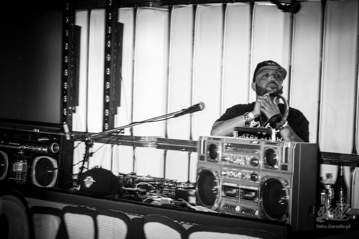 #02 DJ Doo Wop, 5 Urodziny Rap History Warsaw, 2015