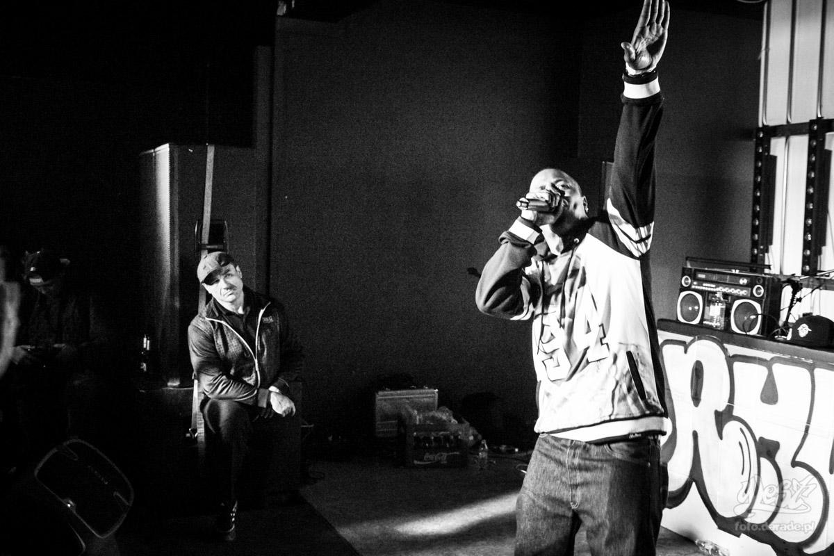 #15 AZ, 5 Urodziny Rap History Warsaw, 2015