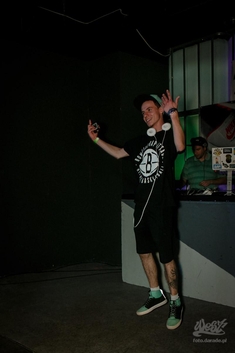 #03 DJ Chester, Evidence w Warszawie, 2015