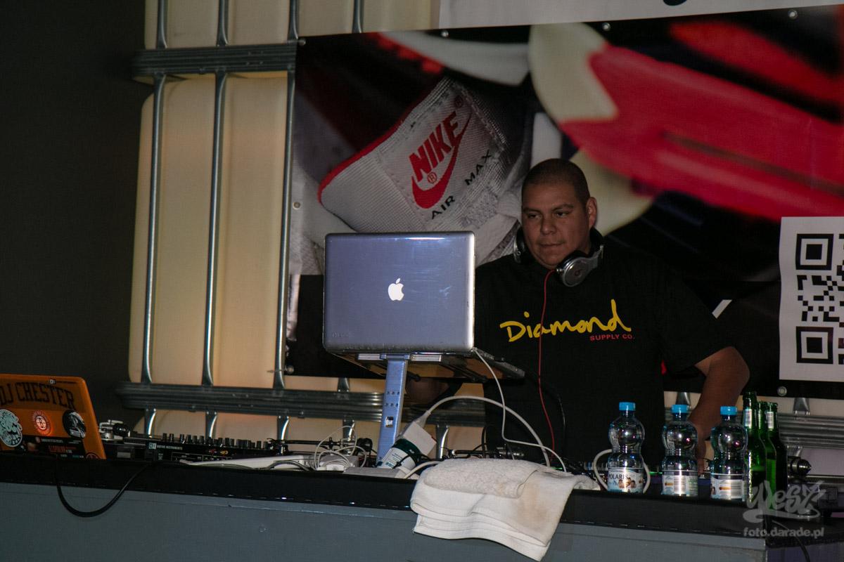 #02 DJ Mishaps, Evidence w Warszawie, 2015