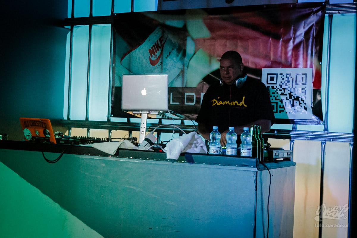 #04 DJ Mishaps, Evidence w Warszawie, 2015