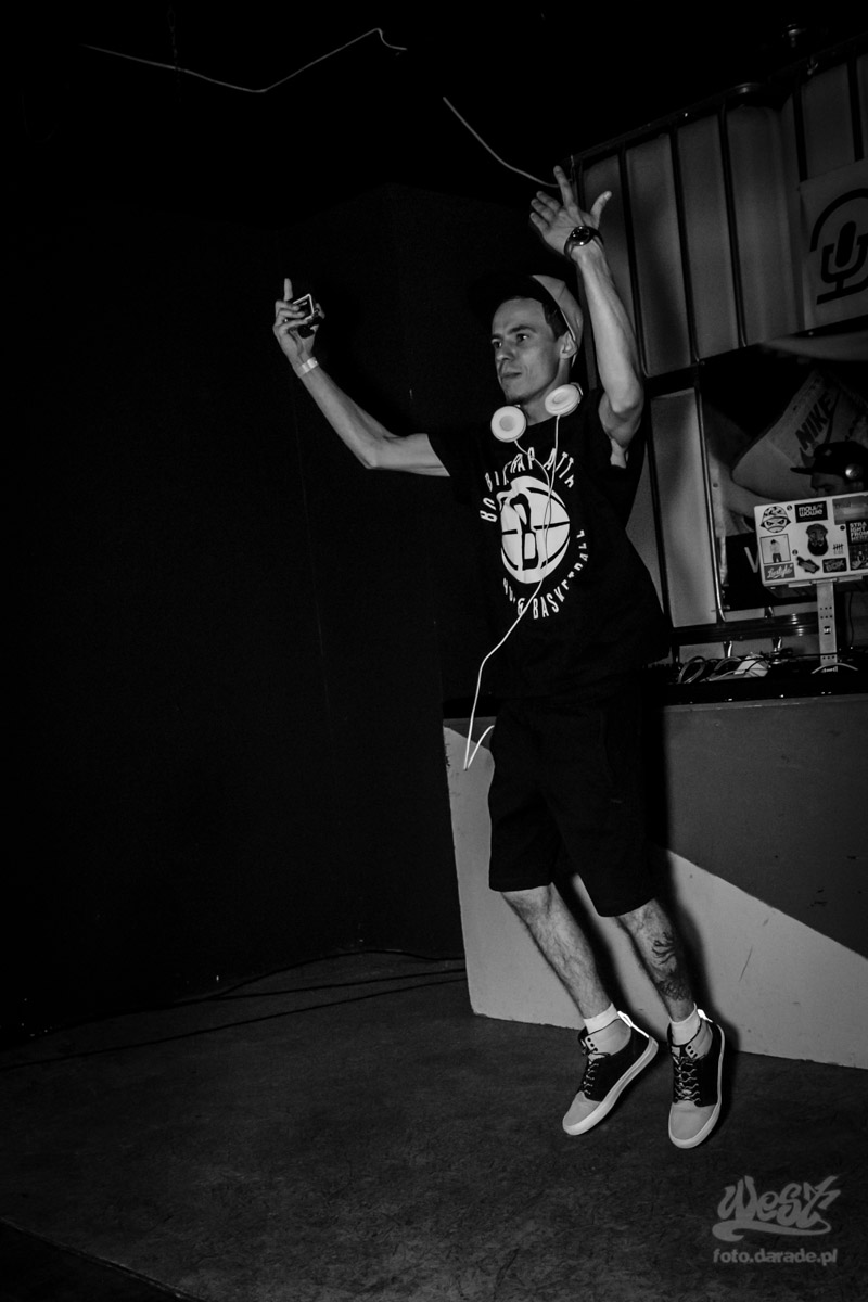 #02 DJ Chester, Evidence w Warszawie, 2015
