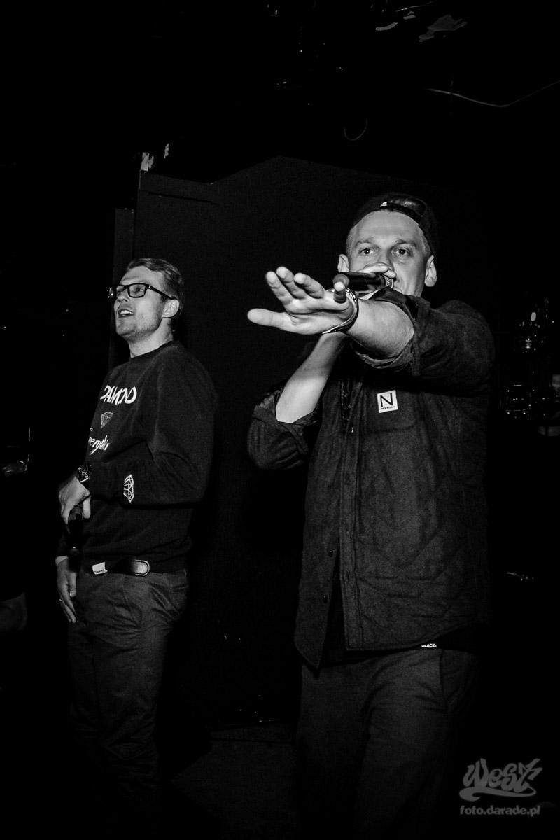 #03 Te-Tris x Pogz, Evidence w Warszawie, 2015