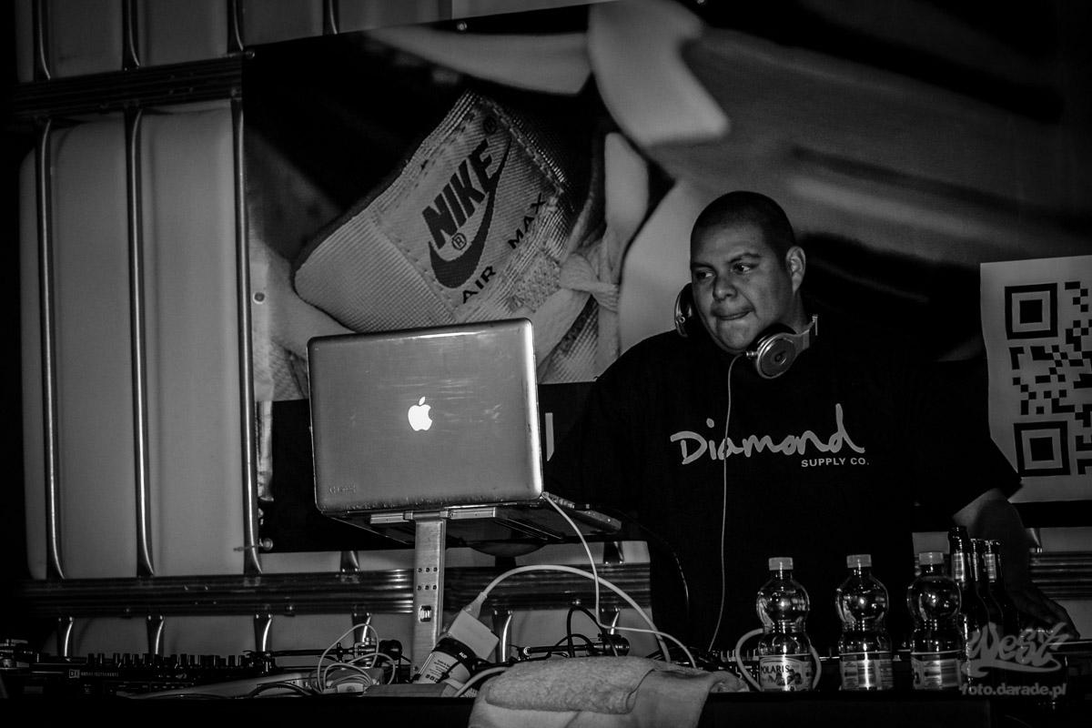#03 DJ Mishaps, Evidence w Warszawie, 2015