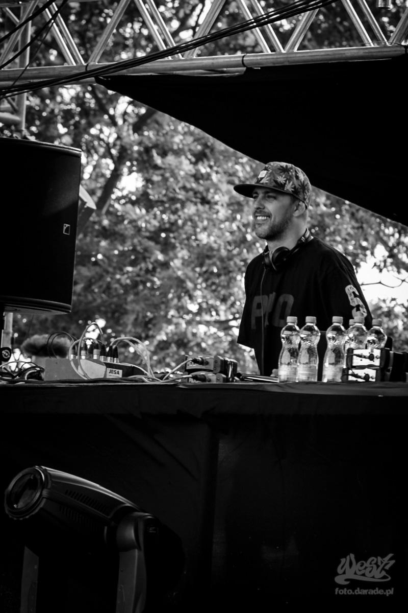 #03 DJ B, Hip Hop Kemp, 2015