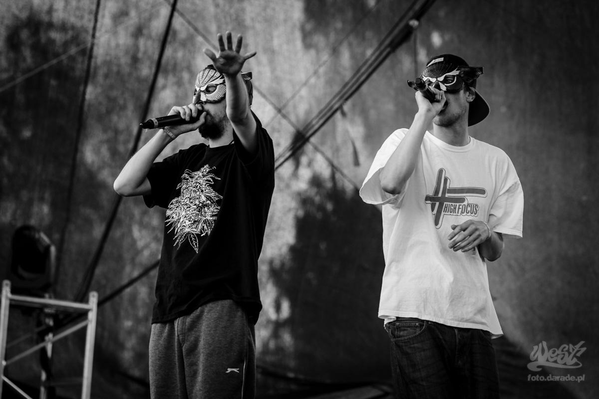 #10 The Four Owls, Hip Hop Kemp, 2015