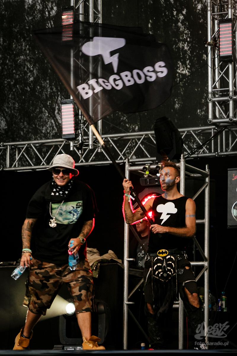 #10 Bigg Boss Showcase, Hip Hop Kemp, 2015