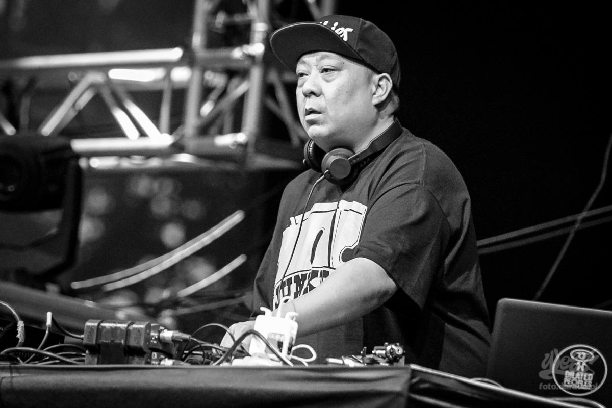 #06 DJ Babu, Hip Hop Kemp, 2015