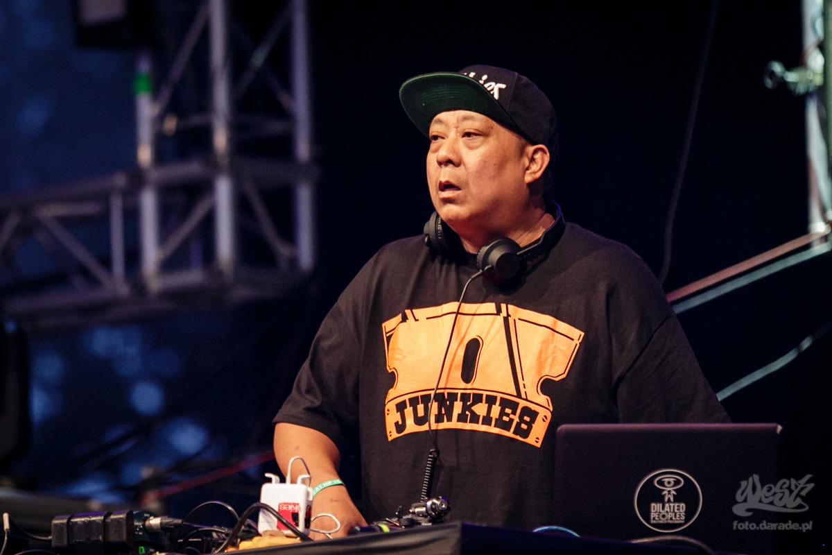 #07 DJ Babu, Hip Hop Kemp, 2015
