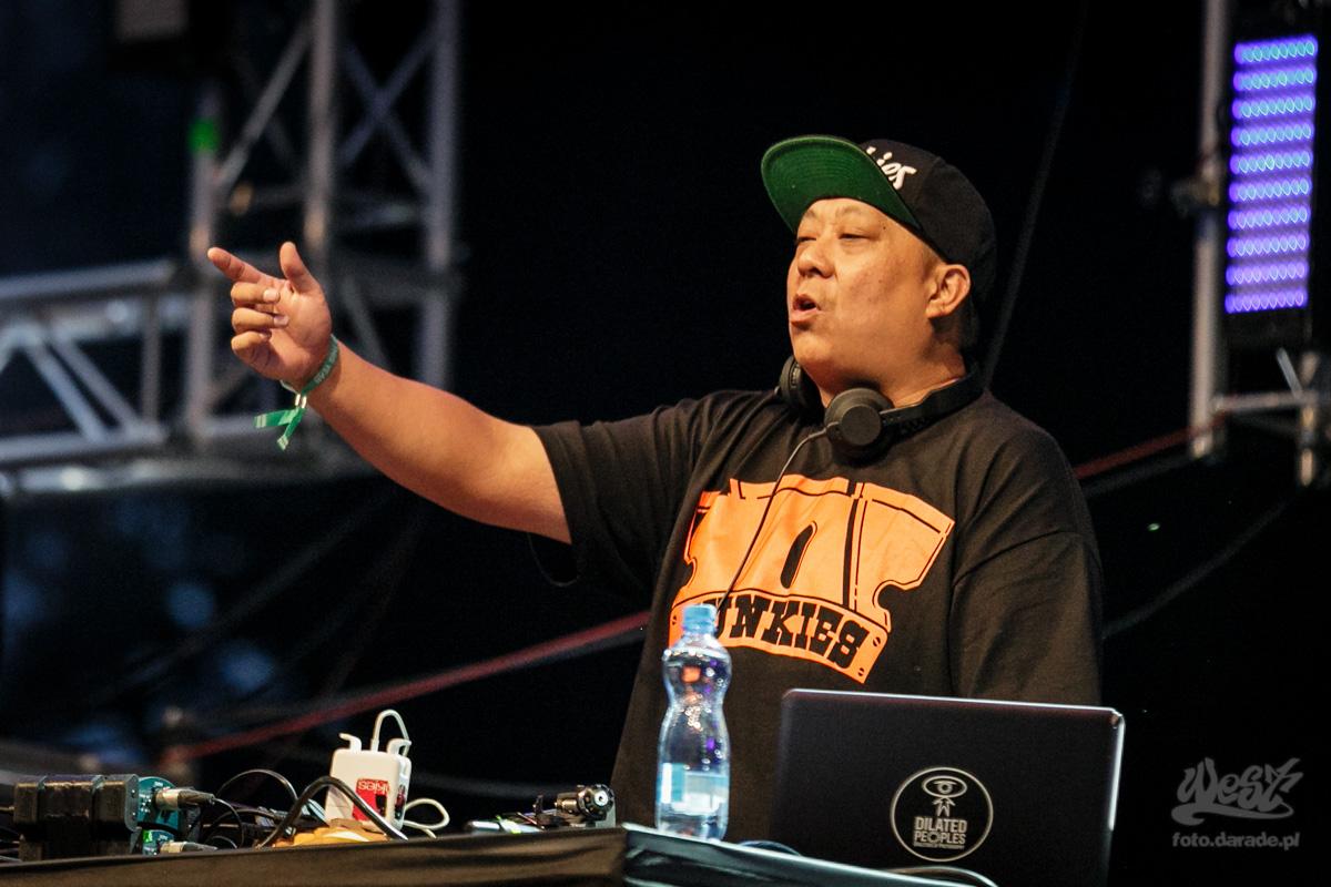#09 DJ Babu, Hip Hop Kemp, 2015