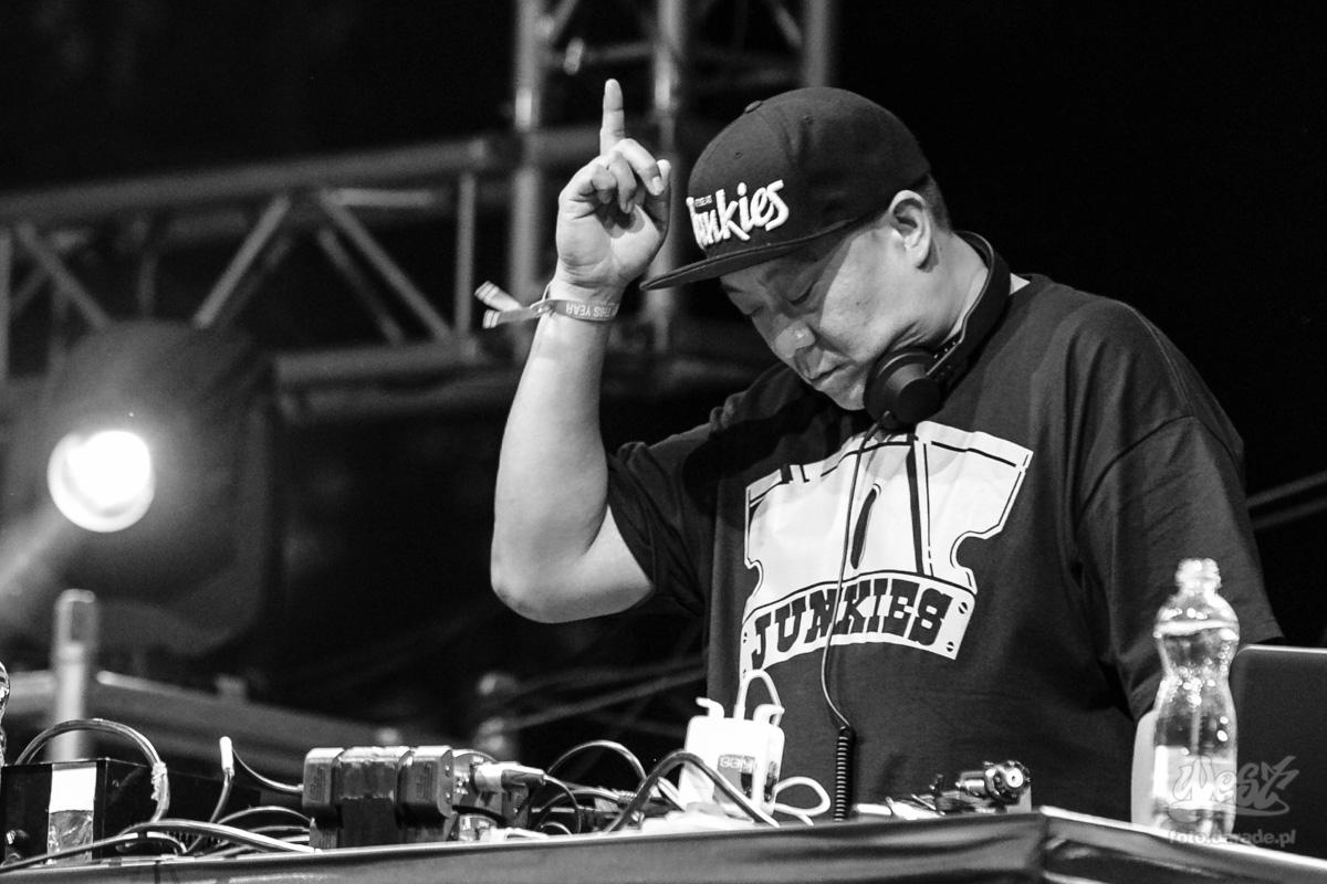 #13 DJ Babu, Hip Hop Kemp, 2015