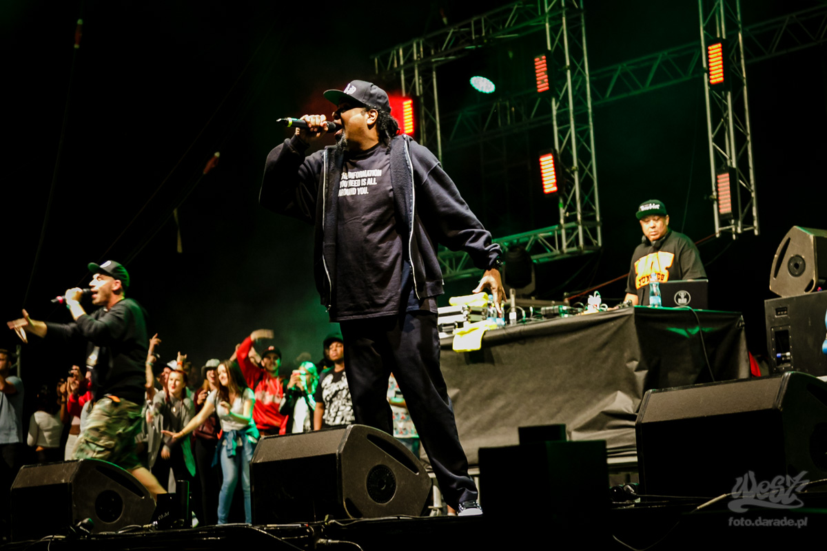 #15 Evidence x Rakaa Iriscience x DJ Babu, Hip Hop Kemp, 2015