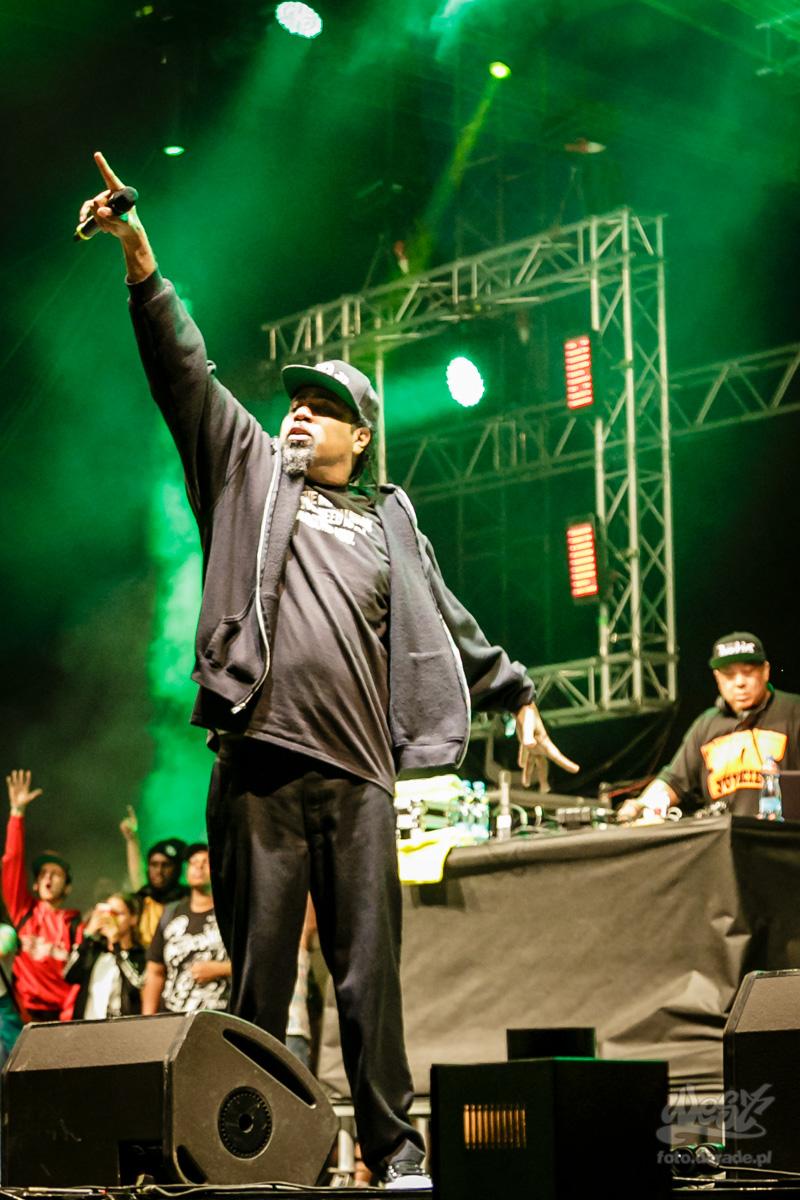#16 Rakaa Iriscience x DJ Babu, Hip Hop Kemp, 2015