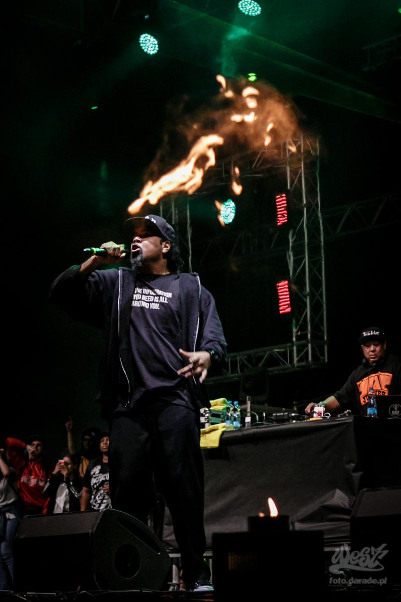 #17 Rakaa Iriscience x DJ Babu, Hip Hop Kemp, 2015