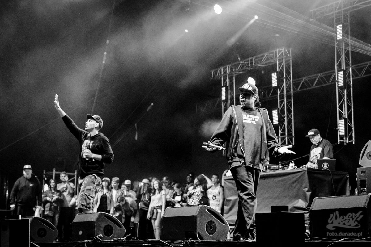 #18 Evidence x Rakaa Iriscience x DJ Babu, Hip Hop Kemp, 2015