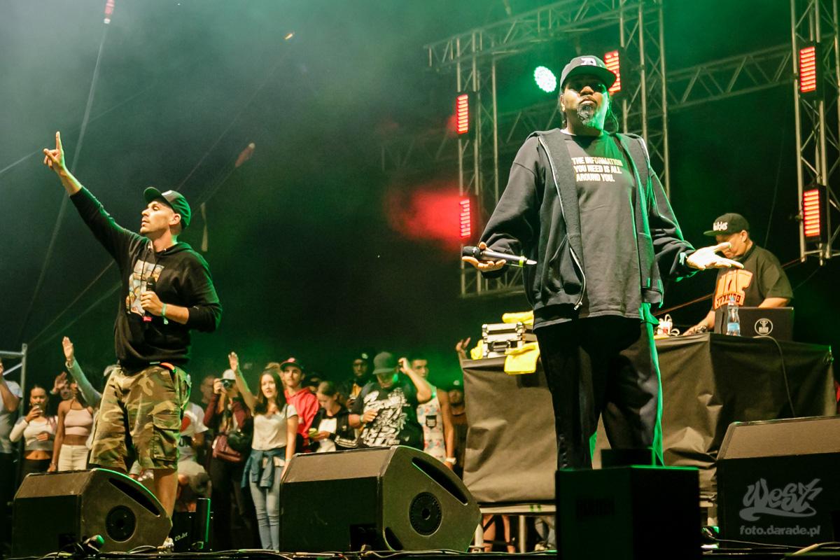 #19 Evidence x Rakaa Iriscience x DJ Babu, Hip Hop Kemp, 2015