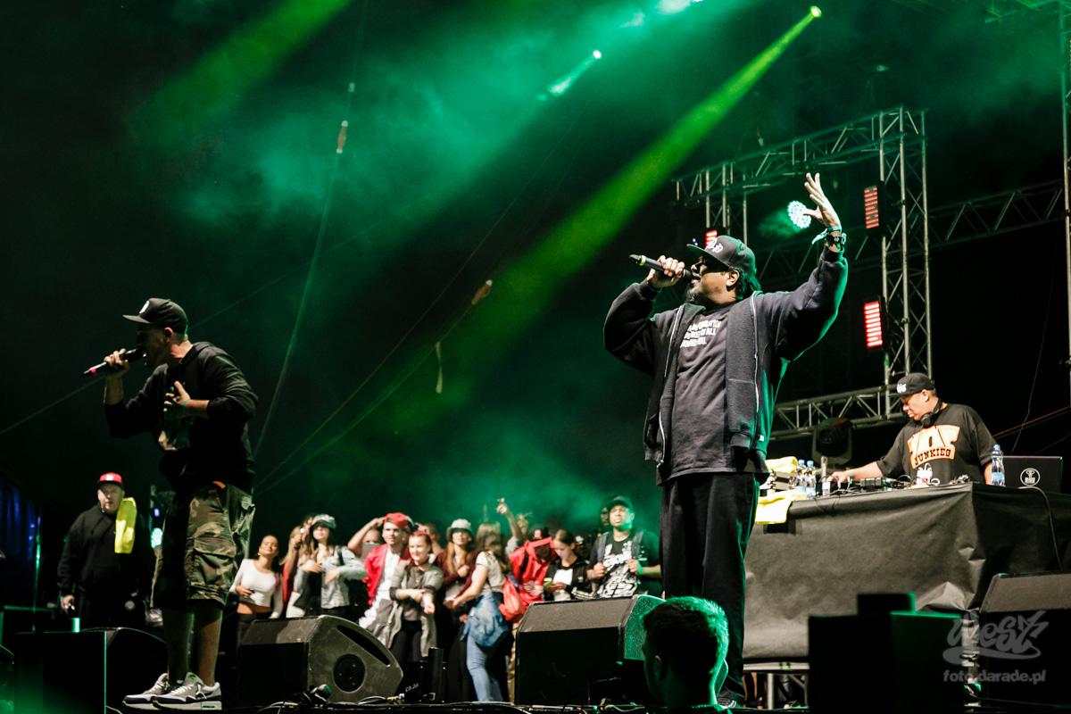 #20 Evidence x Rakaa Iriscience x DJ Babu, Hip Hop Kemp, 2015