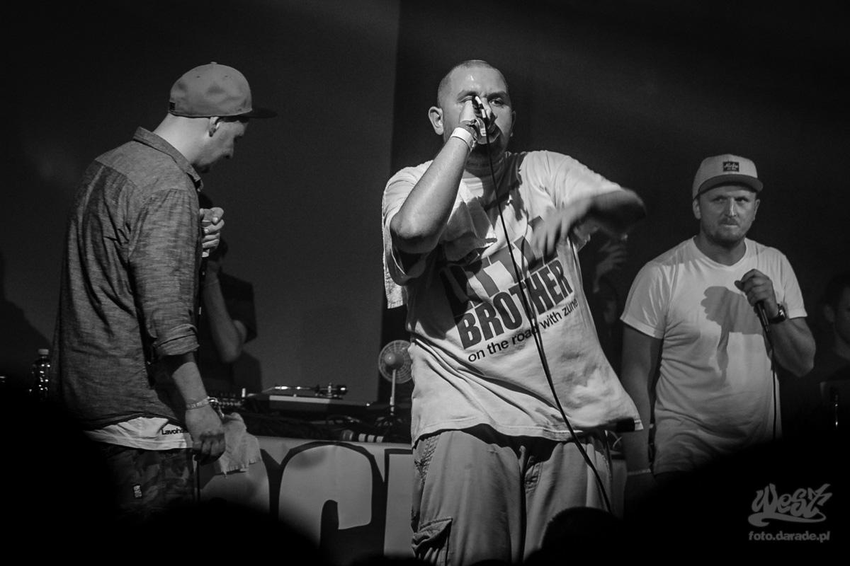#03 Gruby Mielzky x Ortega Cartel, Hip Hop Kemp, 2015
