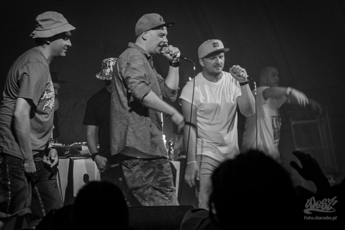 #12 Gruby Mielzky x Ortega Cartel x Proceente, Hip Hop Kemp, 2015