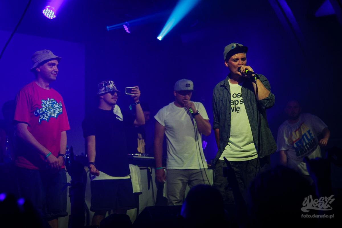 #13 Gruby Mielzky x Ortega Cartel x Proceente, Hip Hop Kemp, 2015