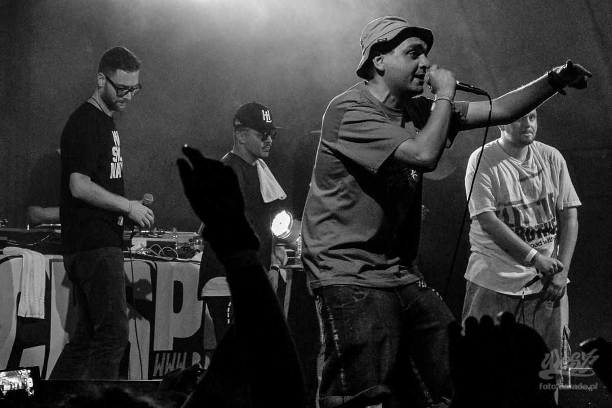#15 Gruby Mielzky x Ortega Cartel x Proceente x Spinache, Hip Hop Kemp, 2015