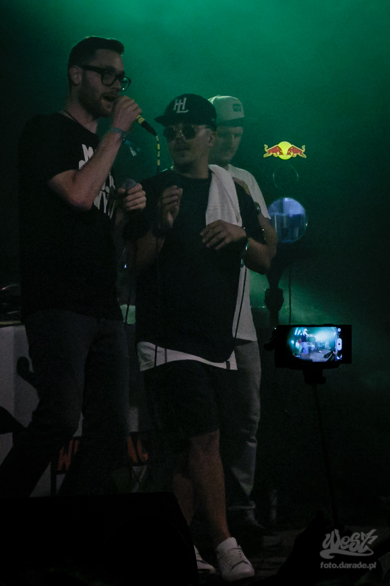 #16 Spinache x Ortega Cartel, Hip Hop Kemp, 2015