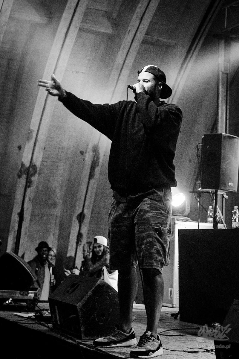#01 Homeboy Sandman, Hip Hop Kemp, 2015