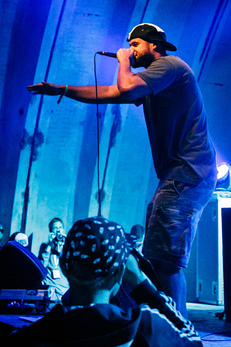#08 Homeboy Sandman, Hip Hop Kemp, 2015