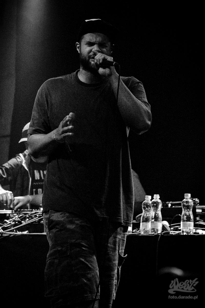 #05 Homeboy Sandman, Hip Hop Kemp, 2015